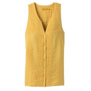 prAna Nieves Quince Tank $59 Size Med NWT